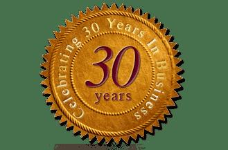 AKO pinch valves 30 years