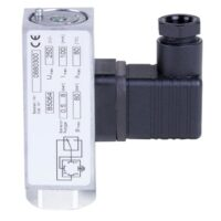pinch valve accessories pressure switch