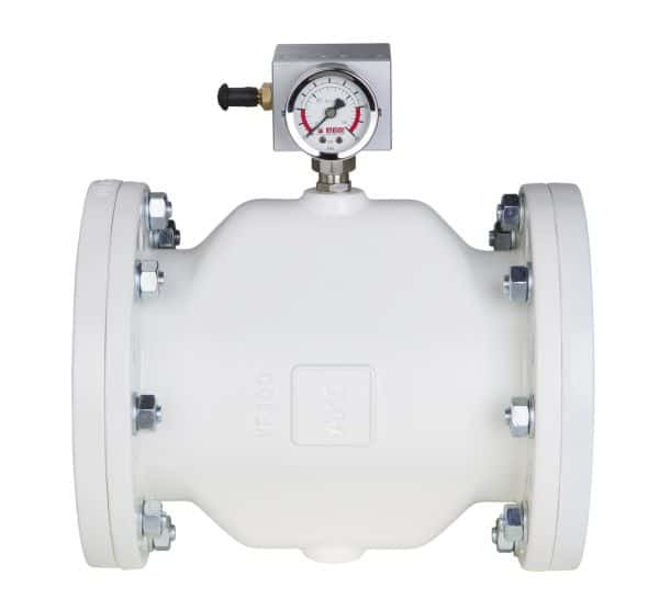 pressure relief valves by AKO