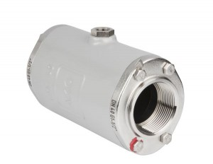 ATEX squeeze valve