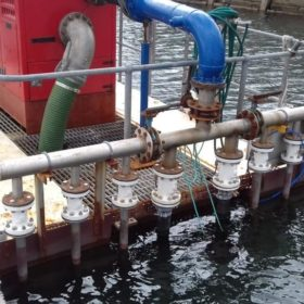 valves for dredger