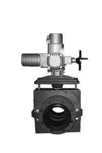 high performance pinch valve