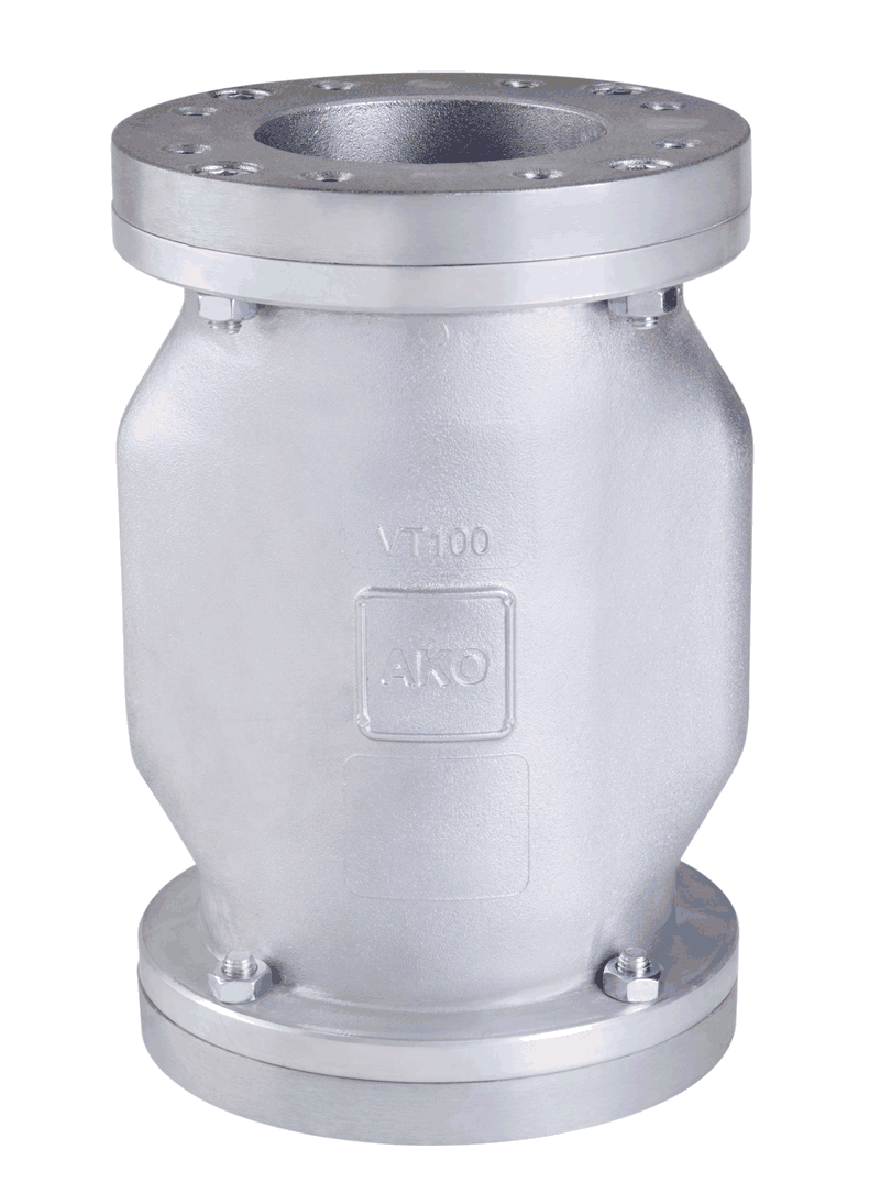 VT air operated pinch valves