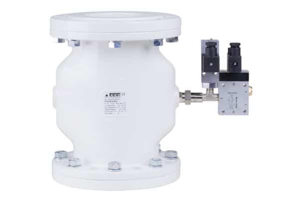 pinch valve accessories