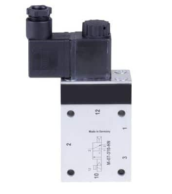 pinch valve accessories solenoid