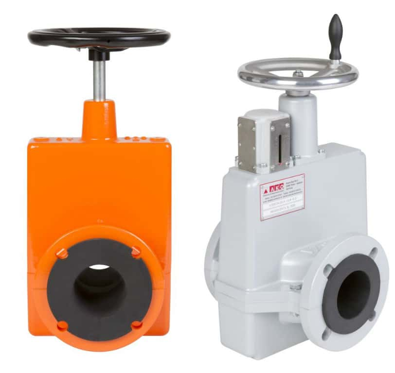 manual pinch valves