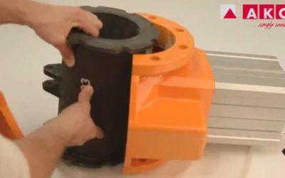 pneumatic squeeze valve mainteance