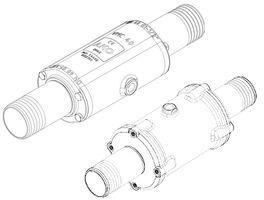 SAS pinch valves CAD