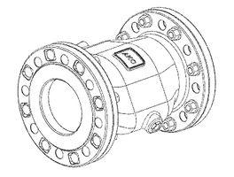 VF pinch valve CAD