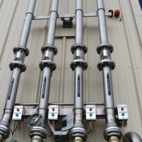 VMC Stainless Steel Brewery Valves
