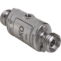 DN10-Pinch Valve with RJT Connection from AKO Armaturen