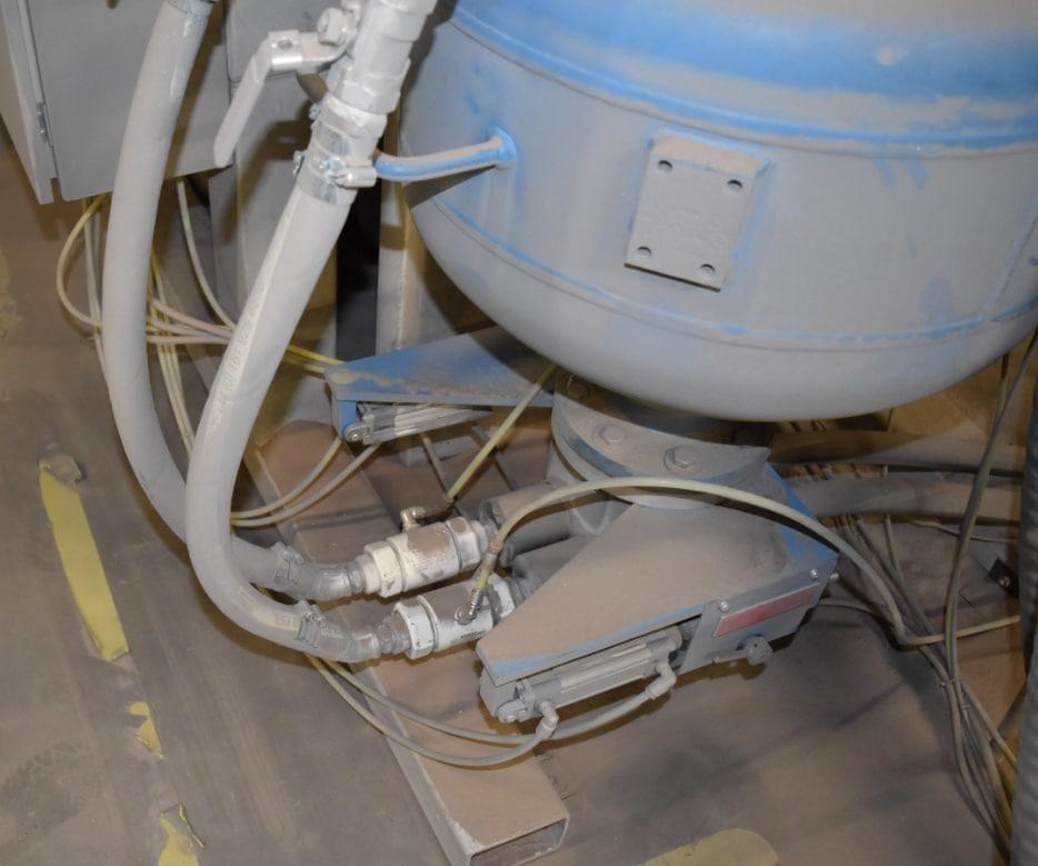 valves for aluminium oxide