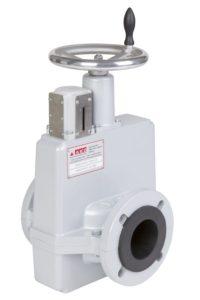 manual shut off valve