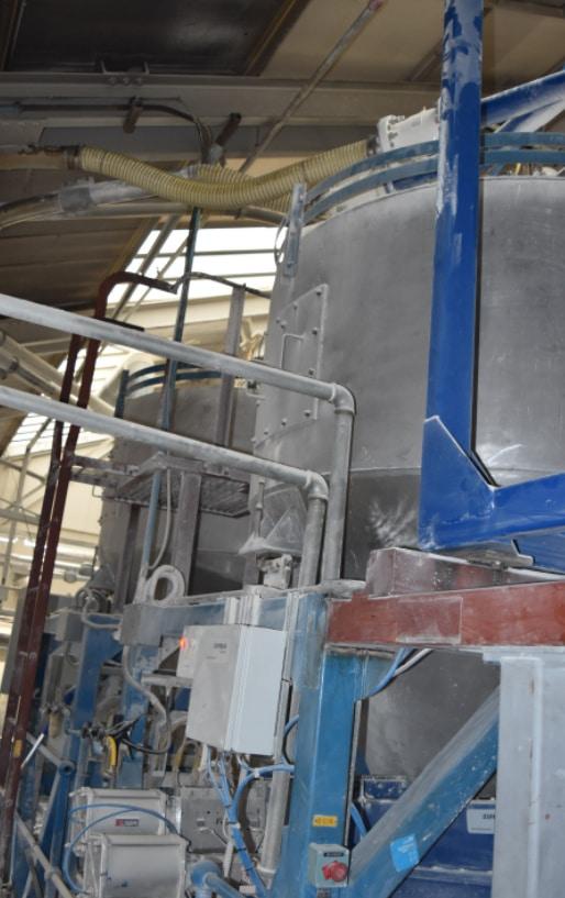 valves for pvc powder