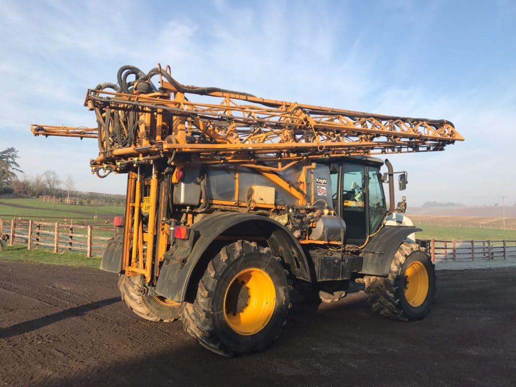 valves for crop spraying
