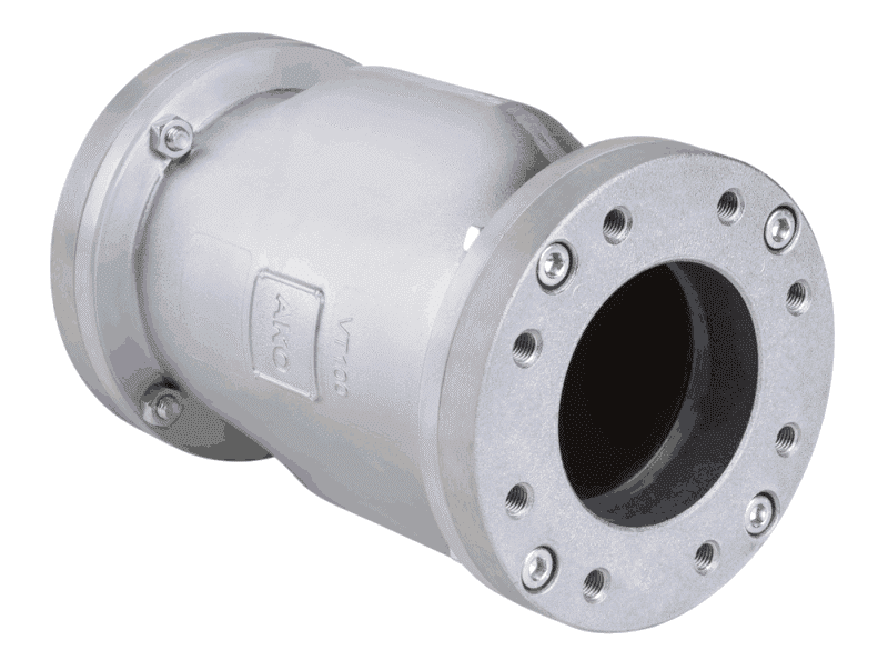 valves for cement