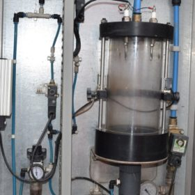 valve for aggregates