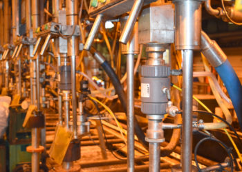 valves for brewery