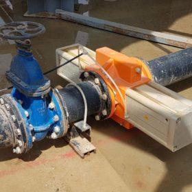 valve for sludge