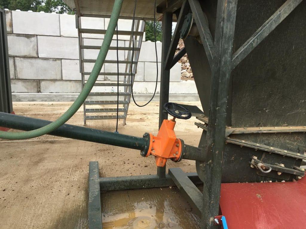 valves for wash plant
