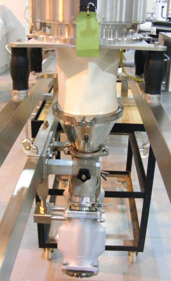 valves for pharmaceutical tablets