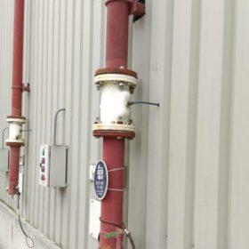 valves for inert dry powders
