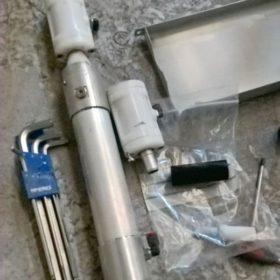 valves for polyester powder