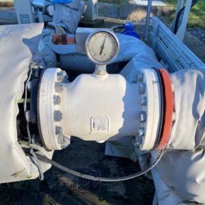 waste water valve