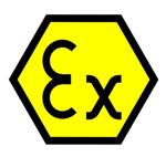 EX Certified Pinch Valves