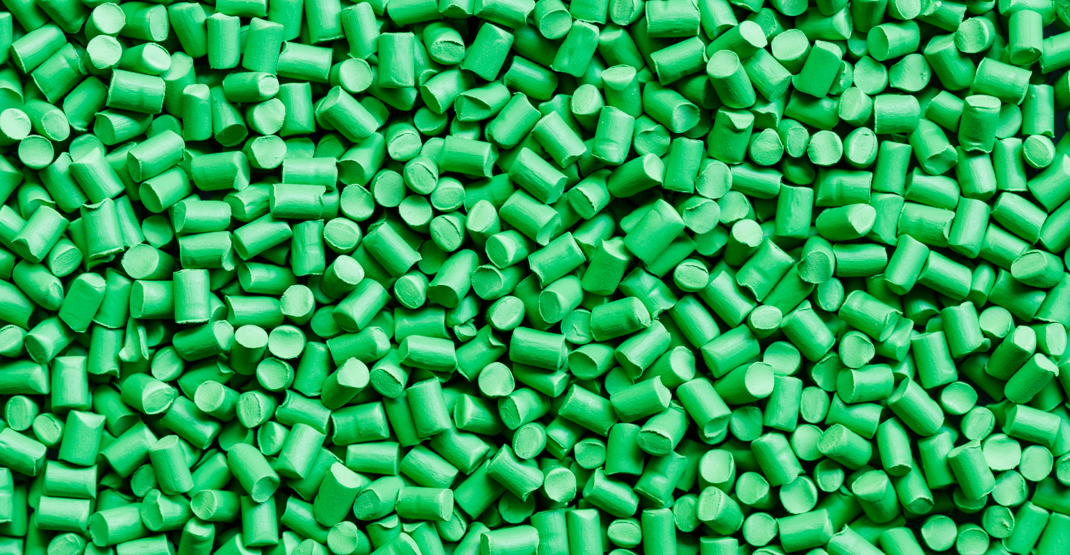 PLASTIC PELLETS WITH PINCH VALVES