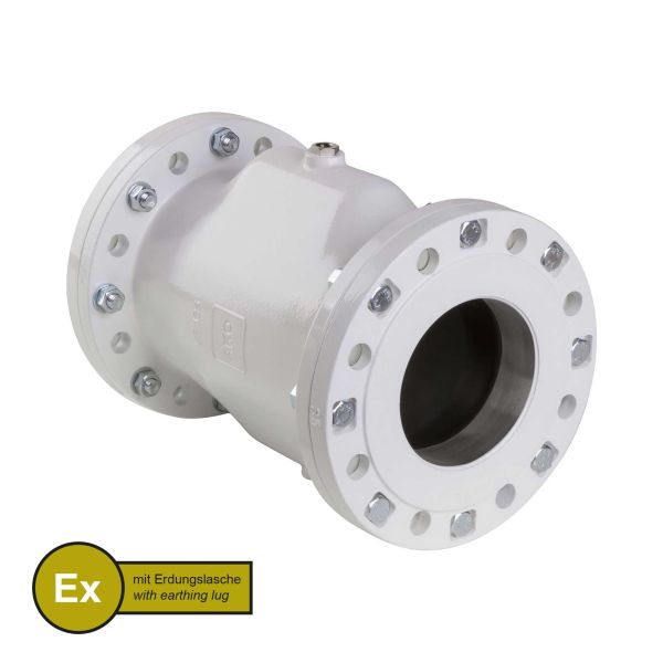 EX approved pinch valve