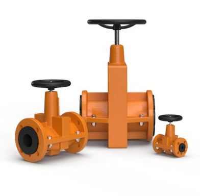 Manual-Controlled-Pinch-Valves